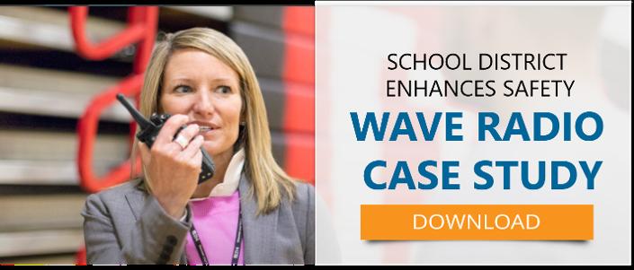 Illinois School District Enhances Safety With Motorola Wave Radio