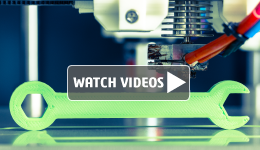 Watch 3D Printing Videos
