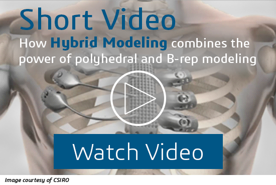 Watch a short video on hybrid modeling