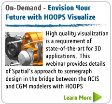on-Demand - Evision Your Future with HOOPS