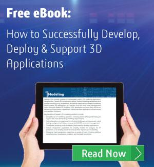 Free eBook - How to Successfully Develop, Deploy & Support 3D Applications