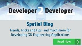 Read Spatial Blog Posts