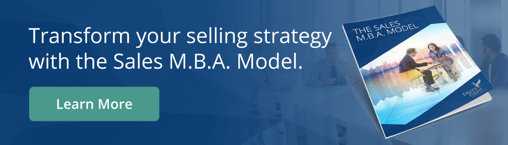 Download the Guide: Sales M.B.A. Model