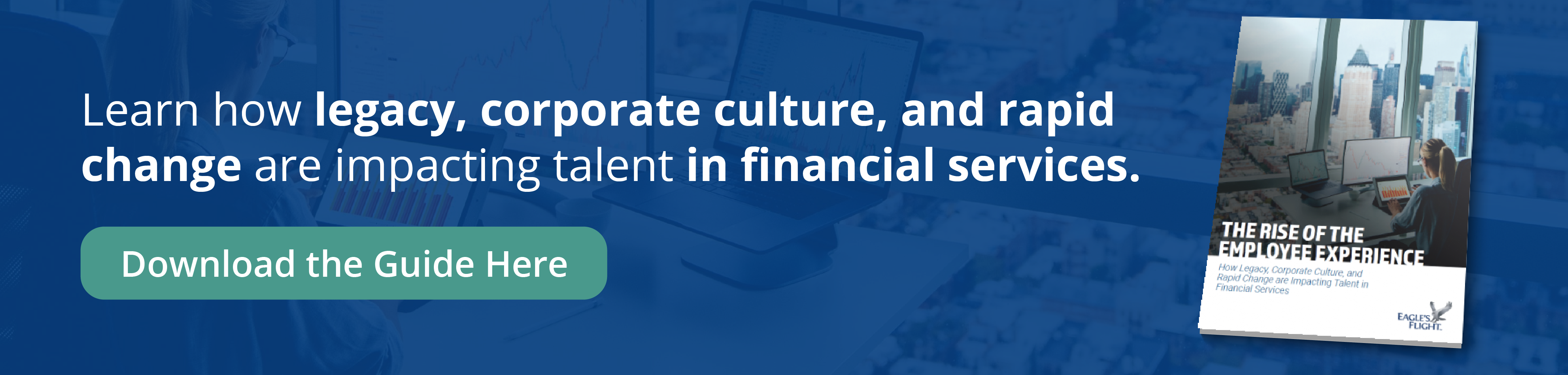 Download Guide: The Employee Experience in Financial Services
