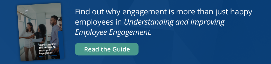 Understanding and Improving Employee Engagement