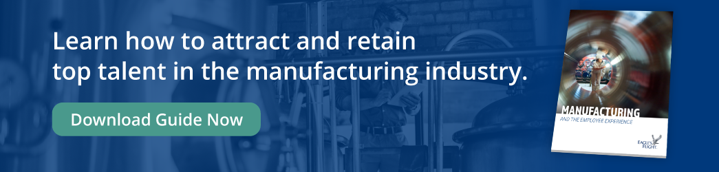 Download Guide: Manufacturing and the Employee Experience