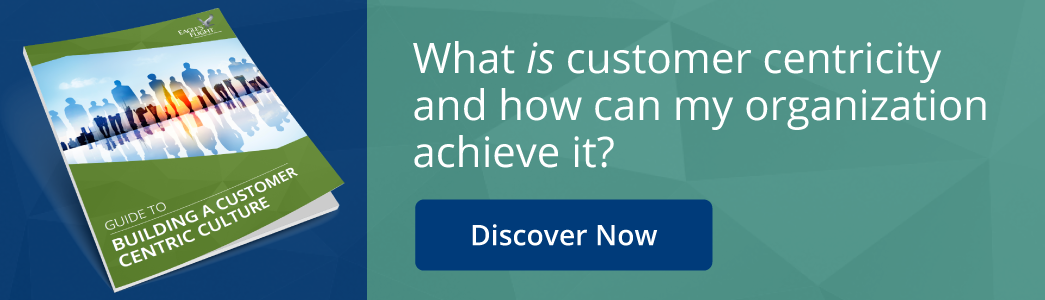 Download the Guide to Building a Customer Centric Culture