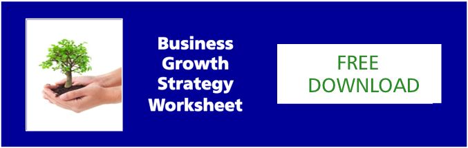 Free Business Growth Strategy Worksheet