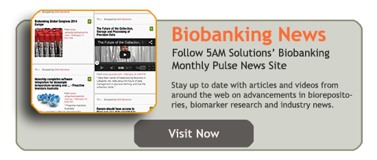 Visit Biobanking Monthly Pulse Now