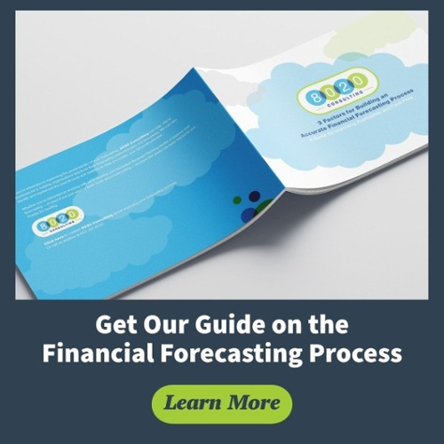 Get Our Free Financial Forecasting Process Guide
