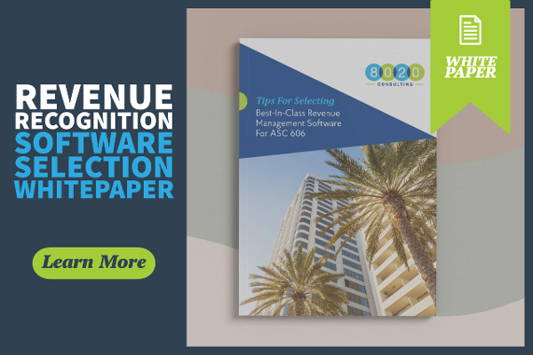 revenue management software selection whitepaper