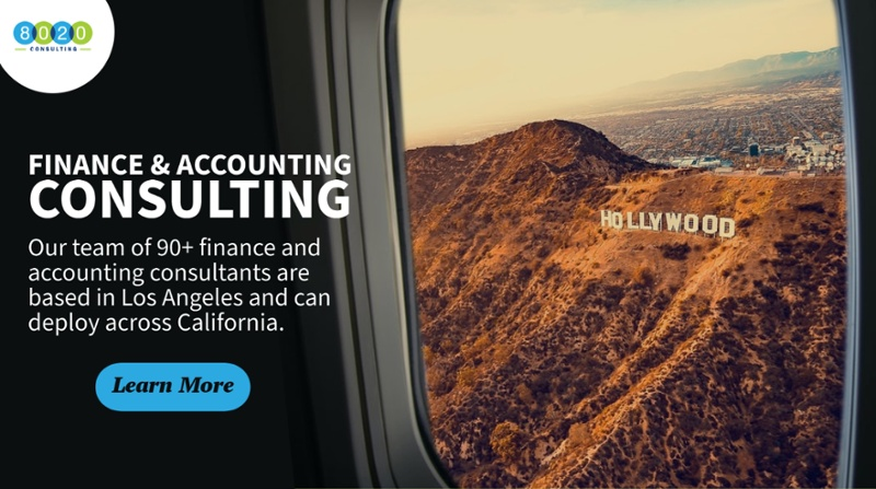 financial consulting firm california