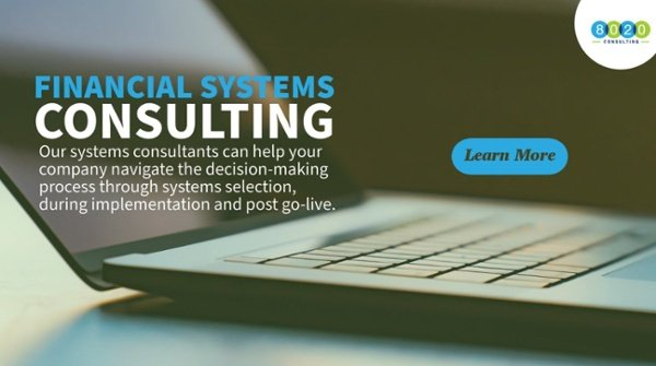 About Our Financial Systems Solutions