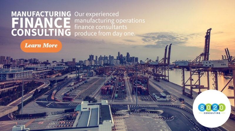 Learn More About Our Manufacturing Operations Finance Services
