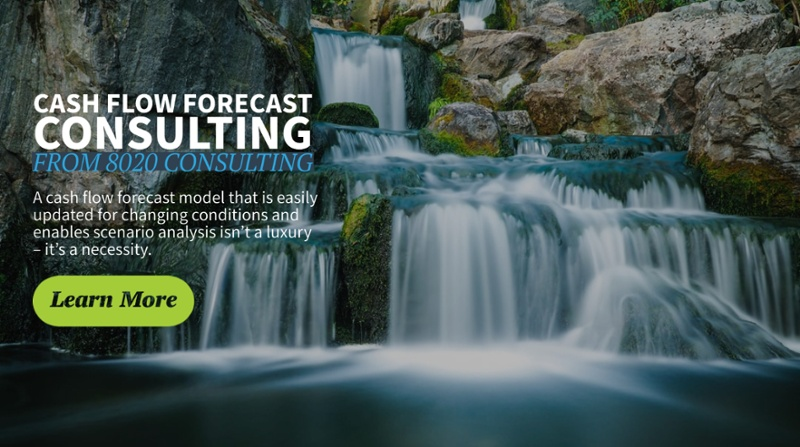 cash flow forecasting services