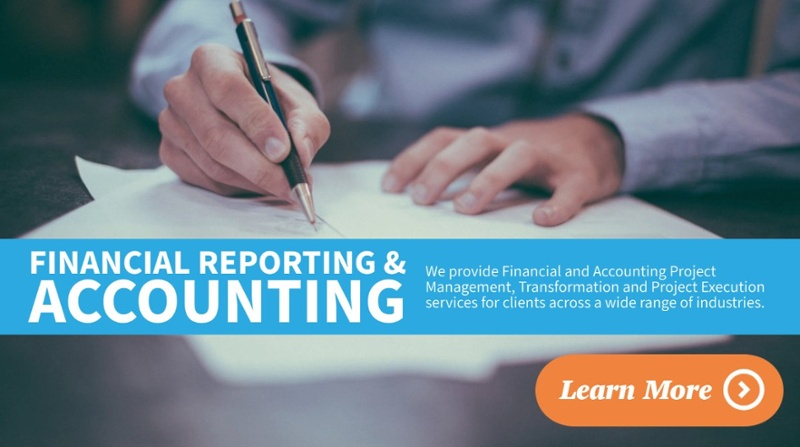 financial reporting and accounting services