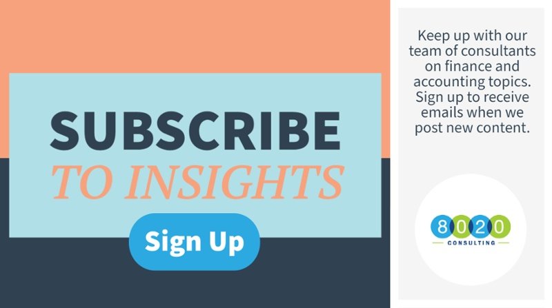 subscribe to CFO insights