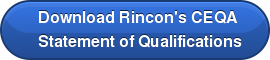 Download Rincon\u0026#39\u003Bs CEQAStatement of Qualifications