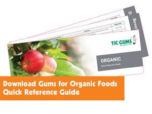 organic guide