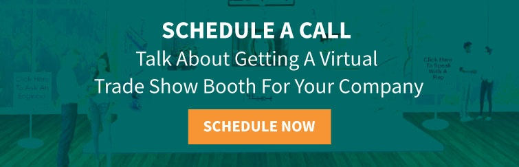 Let's Talk About Your Virtual Trade Show Booth