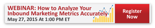Webinar: Metrics And Analytics May 2015
