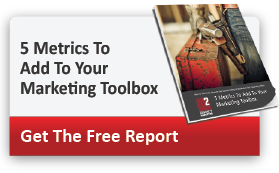 5 Metrics To Add To Your Marketing Toolbox