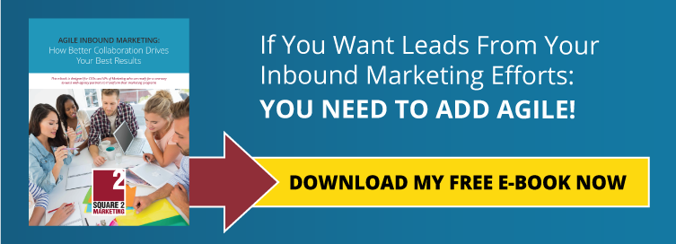 If you want leads from your inbound marketing efforts, you need to add agile marketing!