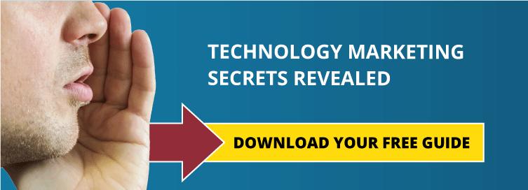 Technology Marketing Secrets Revealed