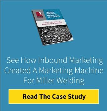 See How Inbound Marketing Transformed Miller Welding's Website Into A Lead-Generating Machine