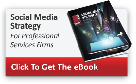 Social Media Strategy For Professional Services Firms