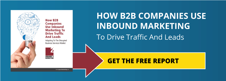 How B2B Companies Use Inbound Marketing To Drive Traffic And Leads.