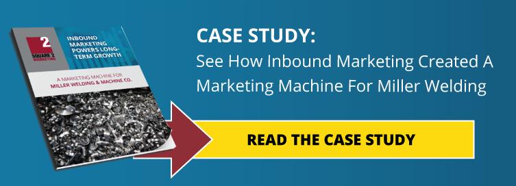 Inbound Marketing Case Study: Miller Welding