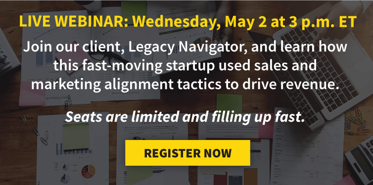 Webinar: Become A Revenue Champion - How To Drive Results With Sales and Marketing Alignment