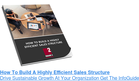 How To Build A Highly Efficient Sales Structure Drive Sustainable Growth At Your OrganizationGet The InfoGuide