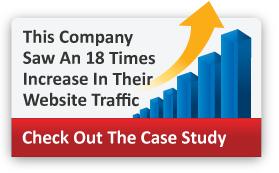 This Company Saw An 18 Times Increase In Their Website Traffic