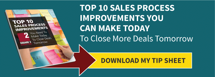 Top 10 Sales Process Improvements You Can Make Today To Close More Deals Tomorrow