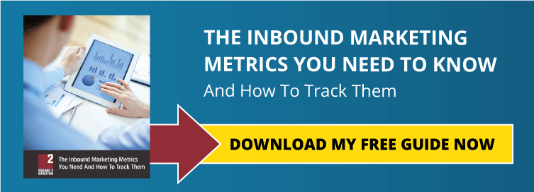 Free Guide: The Inbound Marketing Metrics You Need And How To Track Them