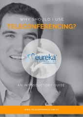 Why should I use teleconferencing? An introductory guide