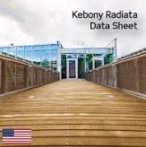 Download Kebony Radiata Pine Data Sheet