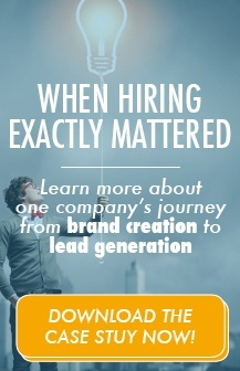 Learn more about one B2B company's journey from brand creation to lead generation. Download the case study now.