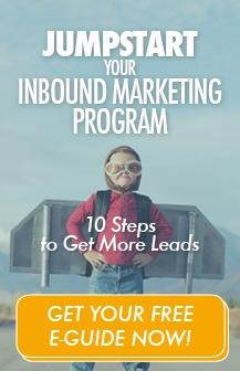 B2B Inbound Marketing eGuide