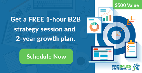 Schedule Free 1-Hour B2B Strategy Session