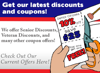 plumbers in ri - coupons and disounts