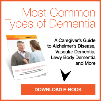 Most Common Types of Dementia Ebook