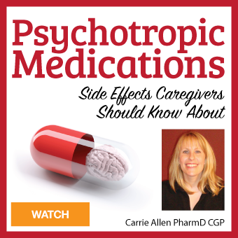 Side Effects of Psychotropic Medications