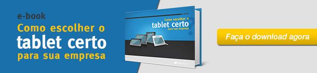 tablet certo para sua empresa
