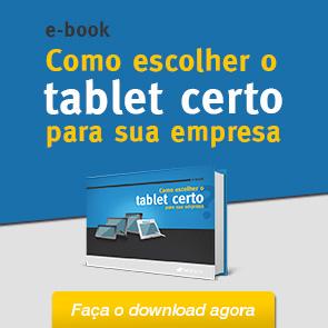 Como escolher o tablet certo para sua empresa