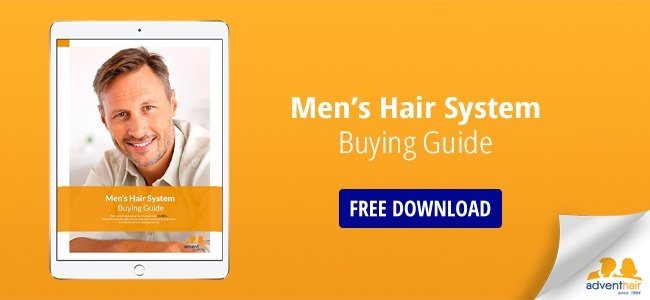 Download our Mens Hair System Buying Guide