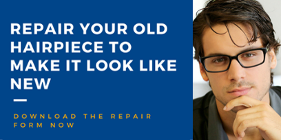 repair your hairpiece