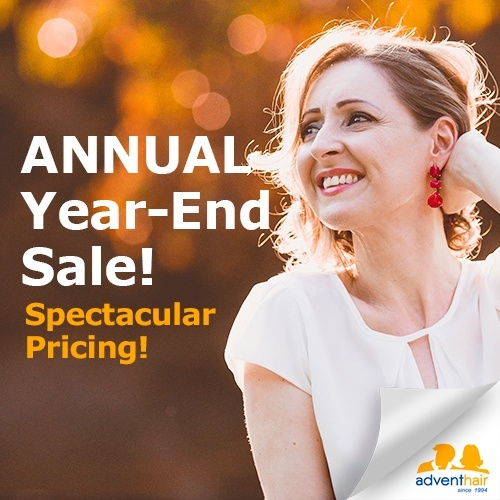 Annual Year-End Sale